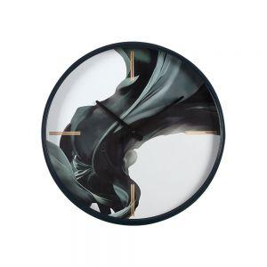 REEF ΡΟΛΟΪ ΤΟΙΧΟΥ ΜΕΤΑΛΛΟ/ΓΥΑΛΙ ΠΡΑΣΙΝΟ/ΛΕΥΚΟ Δ50xΥ5,5cm