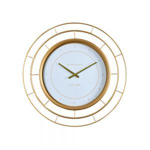 ROYAL GOLD ΡΟΛΟΪ ΤΟΙΧΟΥ ΜΕΤΑΛΛΟ ΧΡΥΣΟ/ΛΕΥΚΟ Δ70xΥ5,7cm