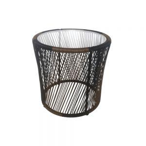 BREEZE COFFEE TABLE ΦΥΣΙΚΟ D50xH50,5cm