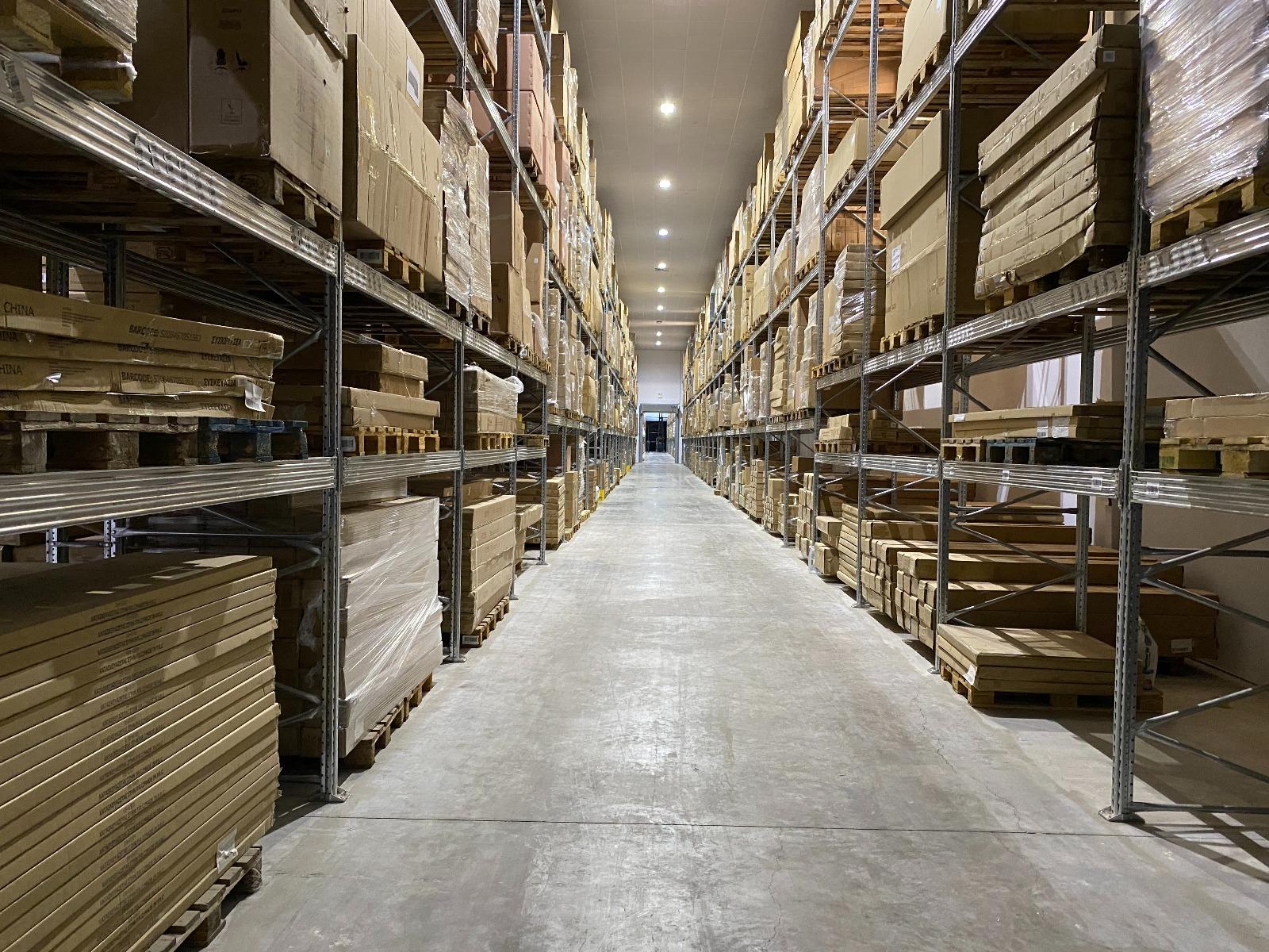Logistics warehouse image #1