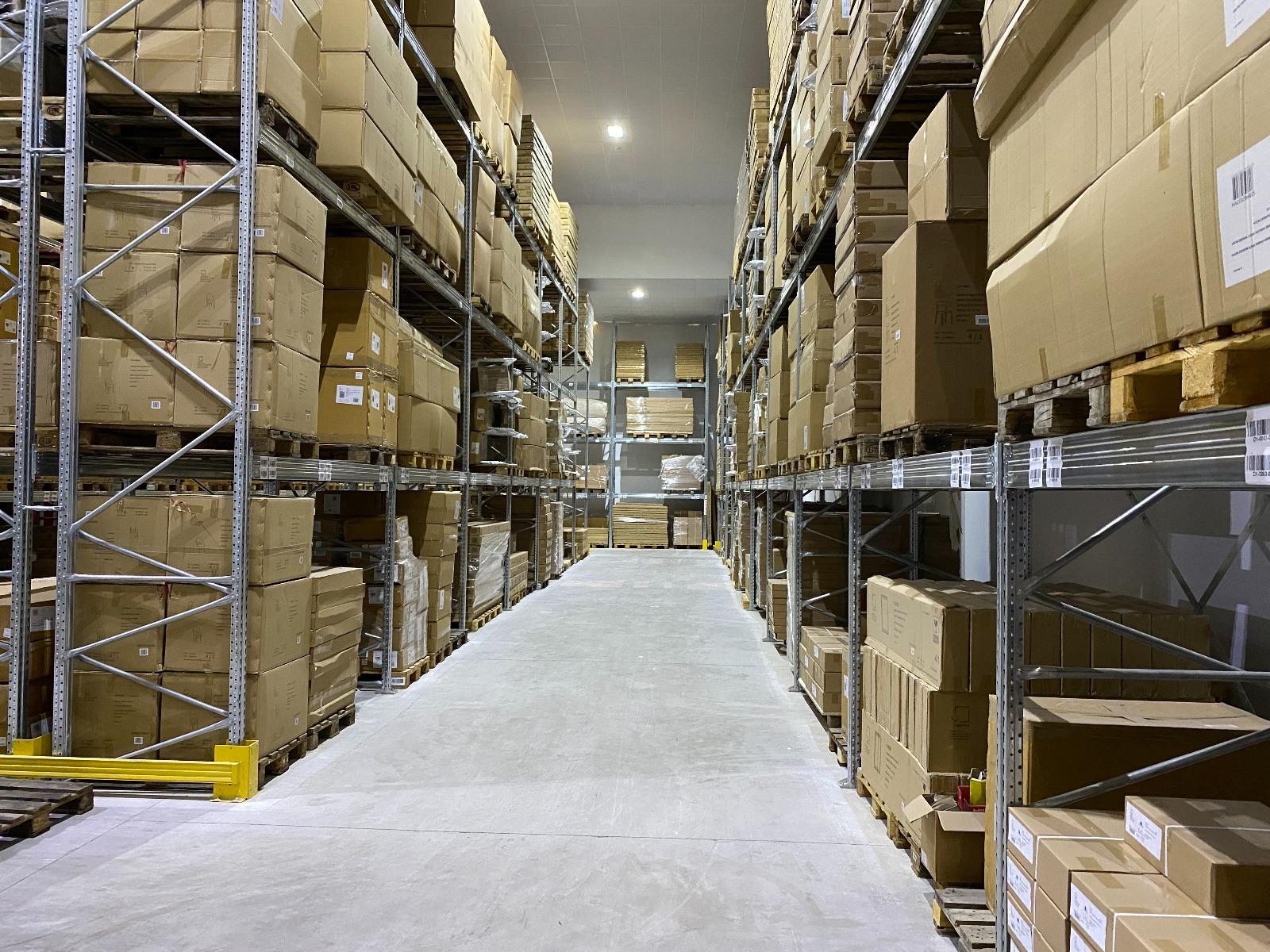 Logistics warehouse image #3